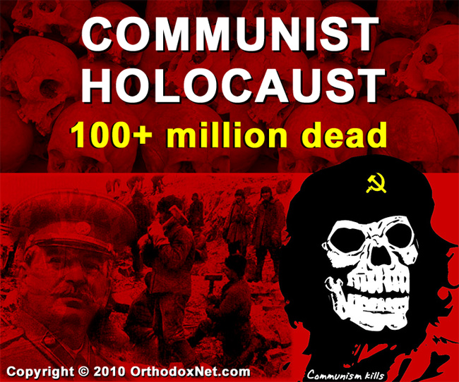 Image result for communism death toll