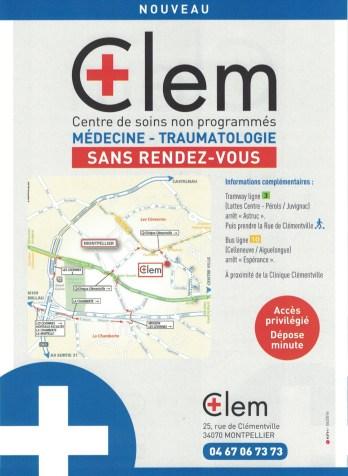Urgence CLEM 2