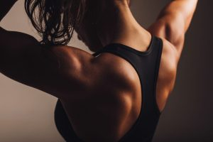 breast surgery stretches