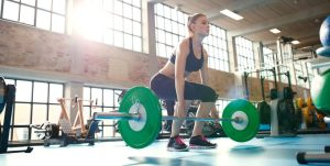 Weight lifting back injuries