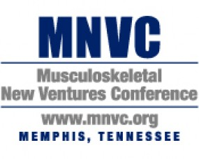 10th Annual Memphis Musculoskeletal New Ventures Conference to be Held October 16-17