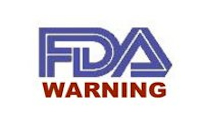 NuVasive hit with FDA warning letter over spine device