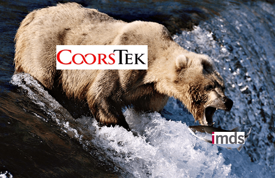 BREAKING NEWS-IMDS Acquired by Coorstek
