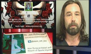 Photo of Lake Worth Man Posing As Sports Medicine Doctor Busted For Selling Stem Cell Injections