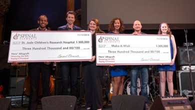 Photo of Spinal Elements®, Announces Over $600,000 in Donations to Make-A-Wish® and St. Jude Children's Research Hospital®