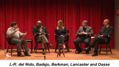 Photo of Panel: Market niche, patents critical to winning medtech seed funding