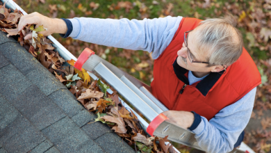 Photo of Orthopaedic surgeons offer safety tips for fall cleaning