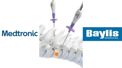 Photo of Medtronic Launches OsteoCool System for Spinal Metastasis