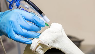 Photo of 'Biopen' lets doctors 3D print cartilage during surgery