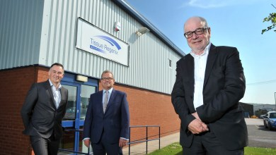 Photo of Pioneering global regenerative medical technology company, Tissue Regenix Group plc,  officially opens new Leeds site