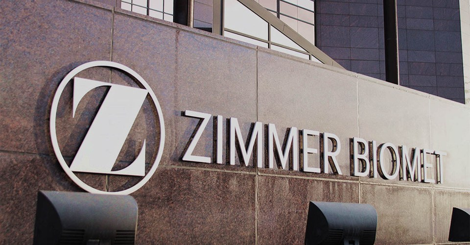 Zimmer Biomet Announces Quarterly Dividend for First Quarter of 2017