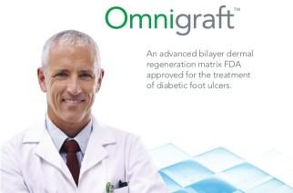 Integra LifeSciences Announces that Omnigraft™ Dermal Regeneration Matrix was Recognized as a Top Ten Innovation by Podiatry Today