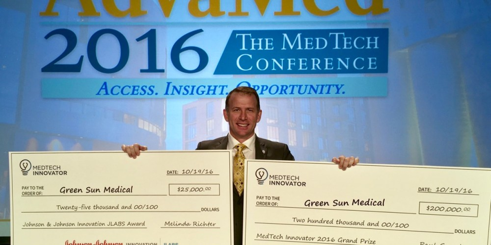 Dynamic Scoliosis Brace wins AdvaMed Innovation Competition