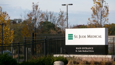 Photo of Some of St. Jude Medical Devices Are About to Be Sold Off for $1.12 Billion