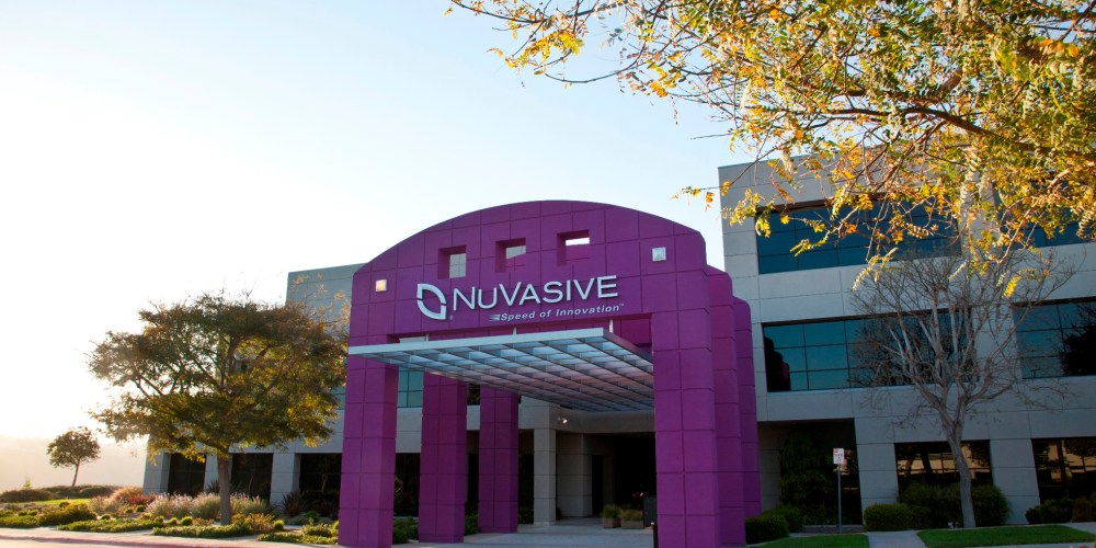 NuVasive Announces Select Preliminary Unaudited Full Year 2016 Financial Results and 2017 Outlook
