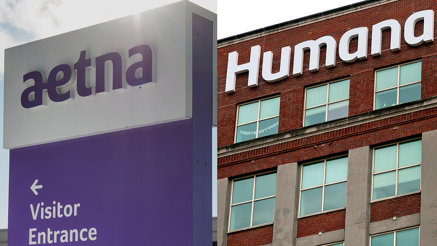 Aetna, Humana Abandon Merger, Putting Paths to Growth in Doubt