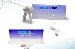 NovaBone Announces Irrigation Resistant Products with Carriers that have Synergistic Effect in Bone Formation