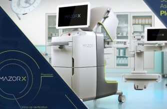 Mazor Robotics congratulates surgeon on 200 patient procedures with the Mazor X Surgical Assurance platform