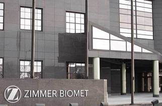 Zimmer Biomet Holdings Announces Resolution of FDA Warning Letter Related to Its Zhejiang, China Manufacturing Facility