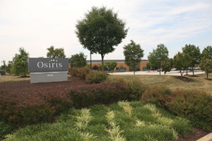 Osiris Appoints Linda Palczuk to serve as its President & CEO