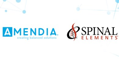 Photo of Amendia Announces Corporate Name Change to Spinal Elements to Reflect Commitment to Spinal Surgical Market