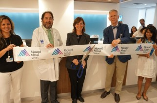 Mount Sinai Opens World-Class Orthopaedic Center on Manhattan's West Side