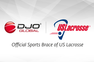 DJO Global Named Official Sports Brace of U.S. LaCrosse