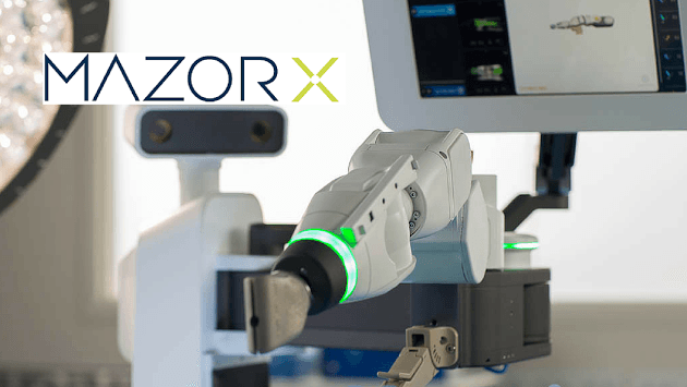 Mazor Robotics and Medtronic Enter Next Phase of Strategic Partnership; Medtronic to Make a $40 million Third Tranche Investment in Mazor