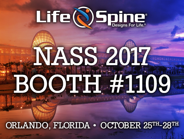 MICRO INVASIVE EXPANDABLE TECHNOLOGY AT NASS 2017