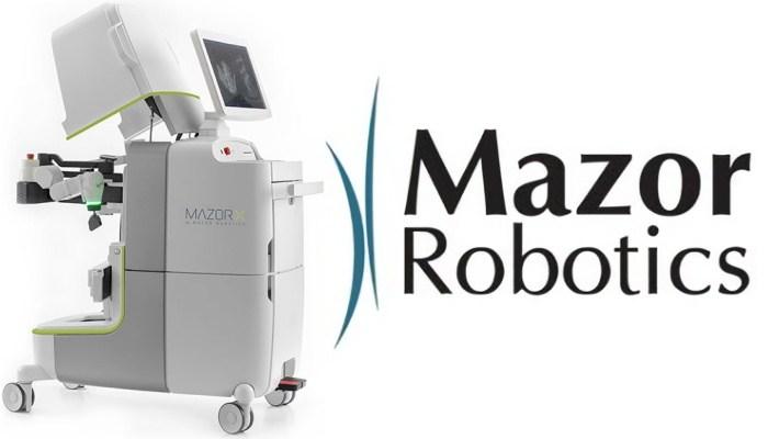 Mazor Robotics Reports Record Third Quarter 2017; Revenue More Than Doubles to $17.2 Million