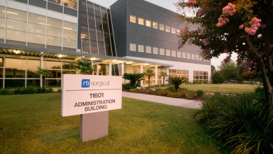 Photo of RTI Surgical Announces Second Quarter 2018 Results