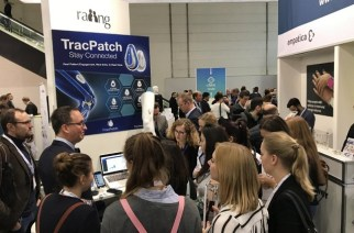 MEDICA 2017 Proves to Propel TracPatch Wearable Technology into the Global Medical Arena