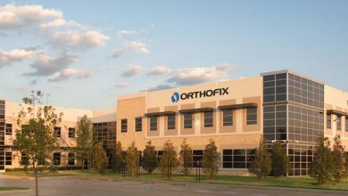Photo of Orthofix Reports First Quarter 2018 Financial Results