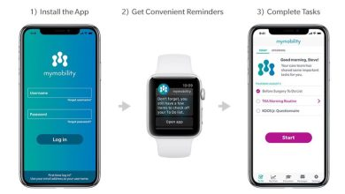 Photo of Early Reviews of Zimmer Biomet/Apple's Mymobility App