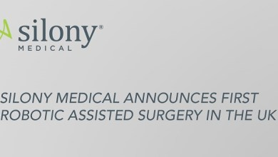 Photo of Silony Medical Announces First Robotic Assisted Surgery in the UK