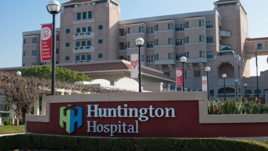 Photo of Huntington Hospital Earns Blue Distinction® Center Designation for Quality in Knee and Hip Replacement Surgeries