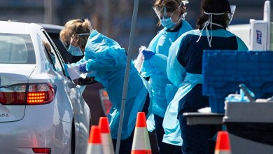 Photo of Federal Support Ends For Coronavirus Testing Sites As Pandemic Peak Nears
