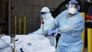 Photo of Coronavirus infections in the US surpass 400,000 mark after suffering deadliest day yet