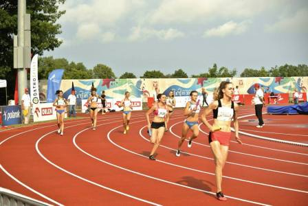 Mistrzostwa Polski w Lekkiej Atletyce 2014