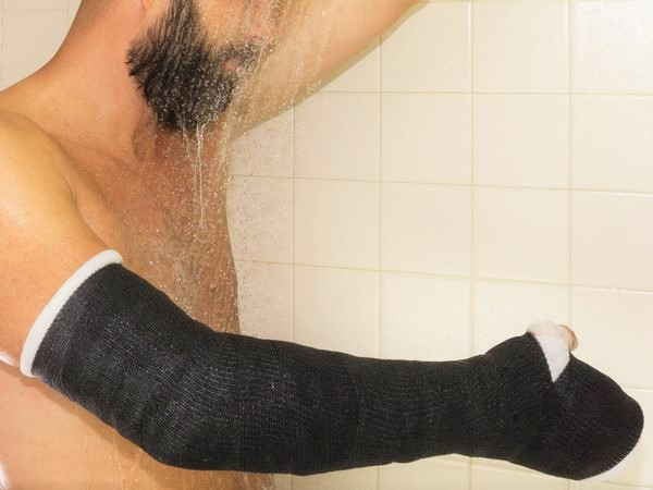 Waterproof Cast Delta Dry Long Arm Padding Kit  Cast Padding