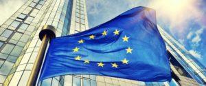 La bandiera dell'Unione Europea – Fonte: Parlamento Europeo