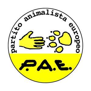 Logo PAE – Fonte: Partito Animalista Europeo