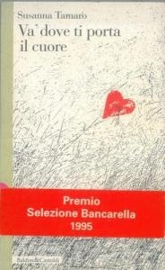 """La copertina del romanzo """"Va' dove ti porta il cuore"""" – Fonte: IBS.it"""