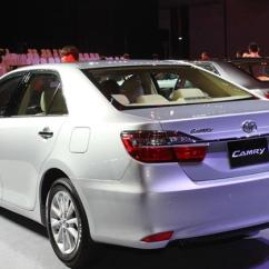 All New Camry 2017 Indonesia Grand Veloz Modifikasi Review Spesifikasi Kelebihan Dan Kekurangan Toyota 2 5g 5v Hybrid Vx50 Model