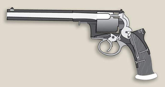 Civil War Pistols Diagram