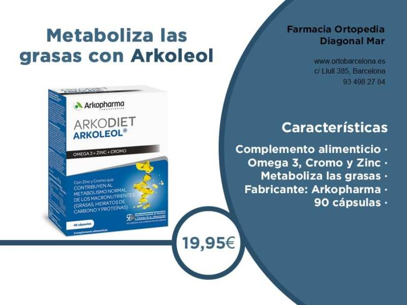 arkoleol arkodiet barcelona