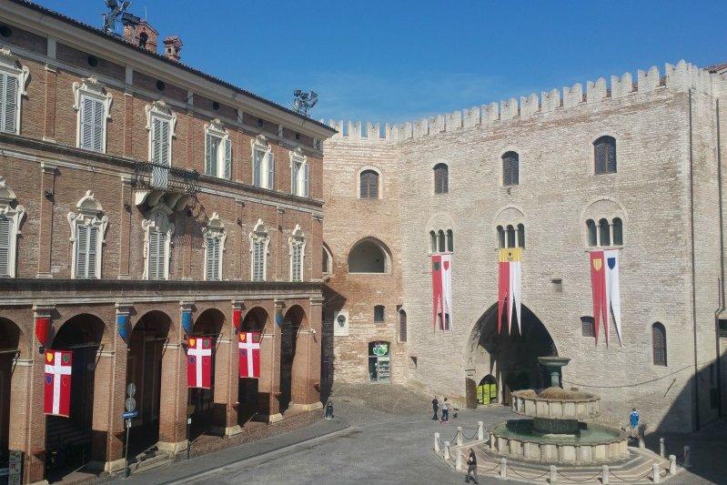 centro storico di fabriano