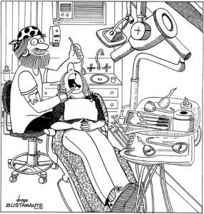 dentista pirata