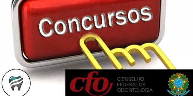 URGENTE: Conselho Federal de Odontologia lança edital de concurso com salário de até  R$ 7,5 mil