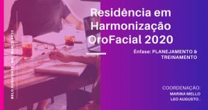 Residência em Harmonização OroFacial 2020